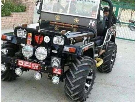 pin mahindra classic jeep for sale on