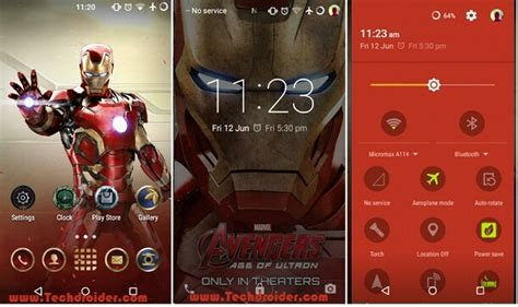 yureka themes apk iron man theme for cyanogenmod 12 cm12