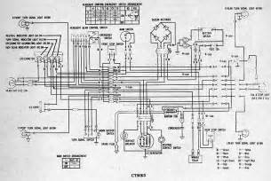 honda ct90 trail wiring diagram all about wiring diagrams