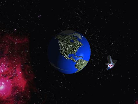 wallpaper 3d earth animation moving 3d free space wallpapers wallpapersafari
