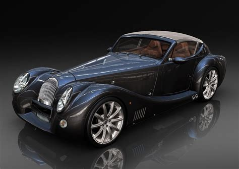 morgans car motor company working on e electric sports car