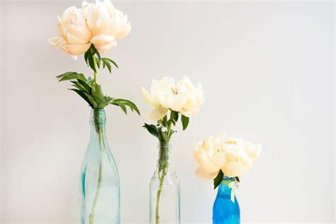 aus flaschen vasen machen vasen selber machen aus flaschen meine kartenmanufaktur
