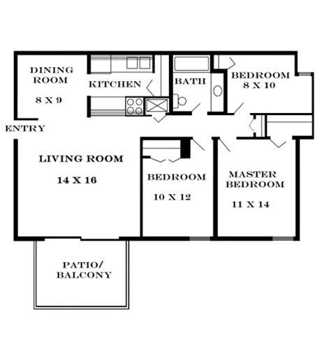 floor plan for 3 bedroom flat fascinating 3 bedroom flat floor plan small house plans