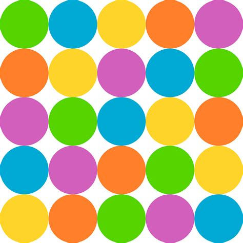 colorful dots dots spot colorful 183 free image on pixabay