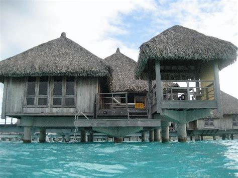 bungalows in bora bora overwater bungalow picture of the st regis bora bora