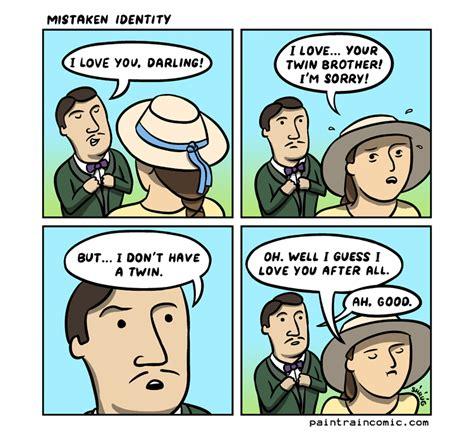 A Of Mistaken Identity by Mistaken Identity