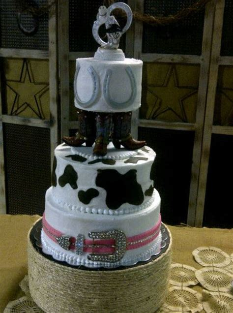 Western Wedding Cakes by Western Wedding Cake By Robyn Montgomery Cakecentral