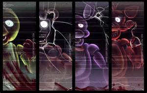 Five nights at freddys video games animals wallpapers hd desktop