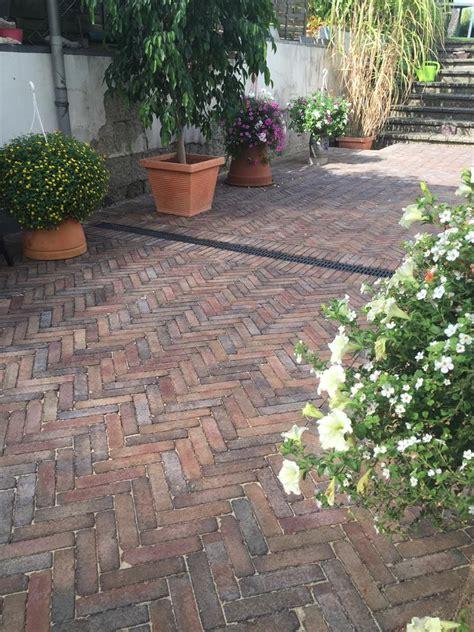 klinkerpflaster verlegen terrassenbelag mit charme klinkerpflaster in velbert