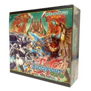Eng Bfe D Cbt Buddyfight D Climax Booster Fighters bfe h bt02 galaxy burst booster box buddyfight