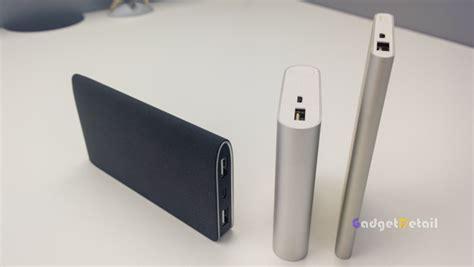 Powerbank Asus Atom asus zenpower vs oneplus vs mi powerbank which one to buy gadgetdetail