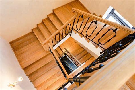 u shaped stairs 25 custom wood stairs and railings photo gallery