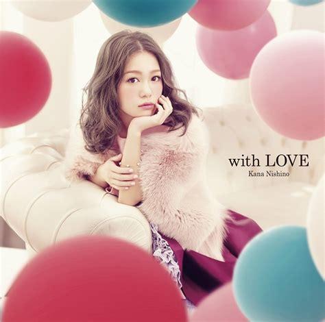 kana nishino if music video album mv 西野カナ kana nishino with love rose music