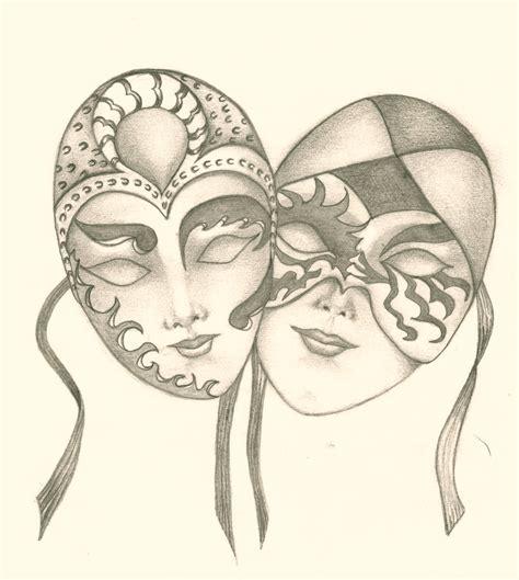 imagenes de mascaras mitologicas dibujos marsol mascaras venecianas