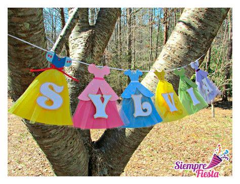 imagenes de cumpleaños jazmin ideas para fiesta de cumplea 241 os de princesas disney con