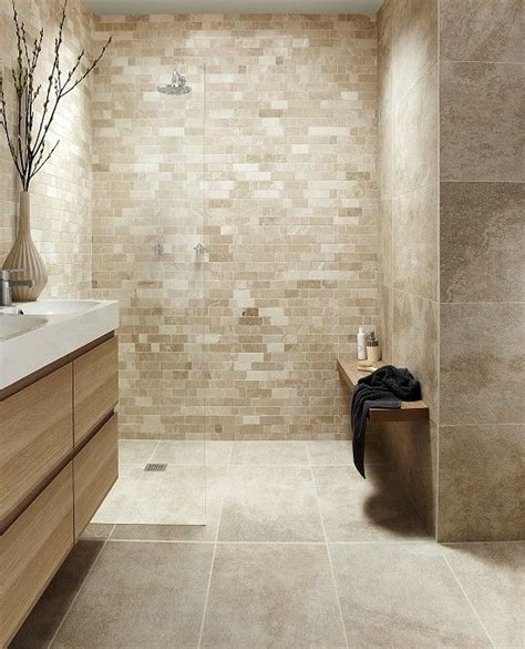 bathroom wall colors with beige tile 17 best ideas about mosaic bathroom on neutral