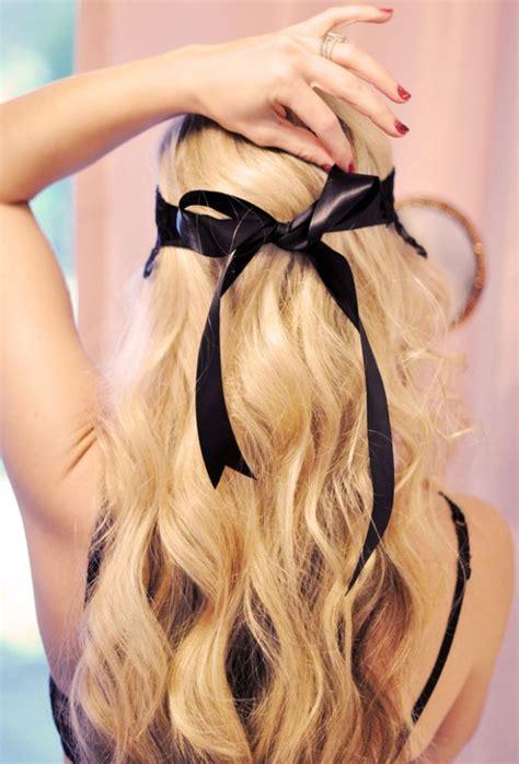 diy romantic hairstyles 18 cute easy hair tutorials diy hairstyles shouldn t