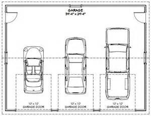 standard 3 car garage size 40x30 3 car garage 40x30g6j 1 200 sq ft excellent