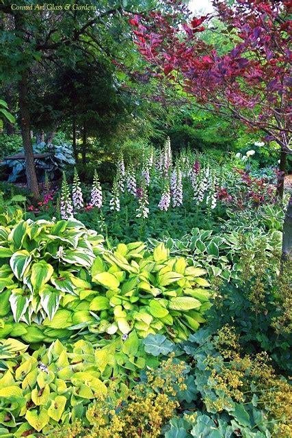 pin by clifford conrad on gardening pinterest conrad art glass gardens foxglove garden views