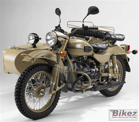 Ural Motorr Der Video by Mc Basen Ural Pustinja 750 Specifikationer Og Billeder