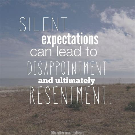 quotes about disappointment and expectations quotesgram expectations lead to disappointment quotes quotesgram