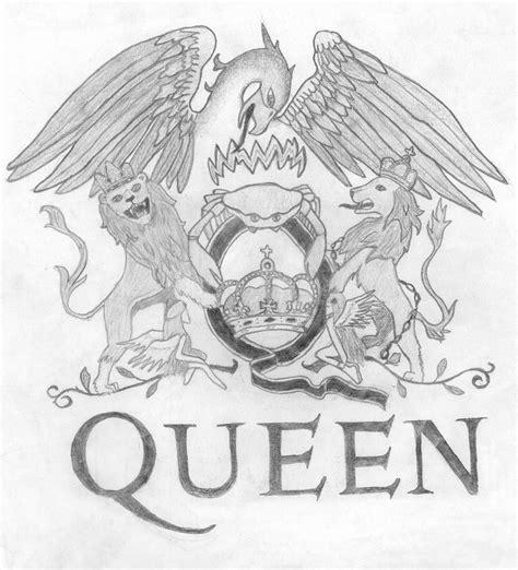queen emblem tattoo queen logo by uberkid64 on deviantart