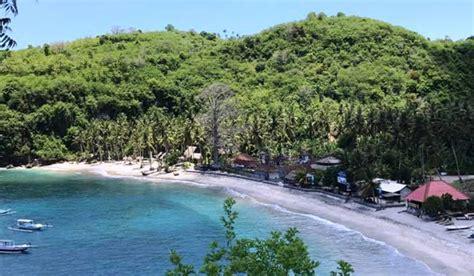 speed boat sanur ke nusa penida pantai crystal bay beach nusa penida