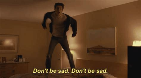Dont Be Sad Meme - dont be sad timothee chalamet gif by miss stevens find share on giphy