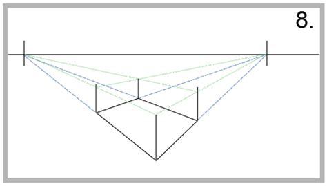 Perspektive Zeichnen Lernen by Zeichnen Mit Der 220 Bereckperspektive 220 Bung