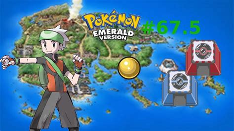 trick house emerald pokemon emerald walkthrough part 67 5 trick house puzzle 8 youtube