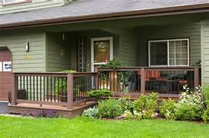 front decks here s a quaint from deck painted t