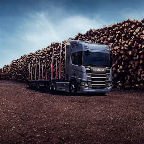 scania the next generation retouch by gerard baker