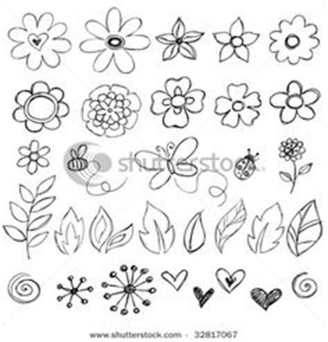 how to draw a doodle flower 1000 ideas about simple flower drawing on