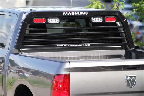 dodge aluminum truck rack