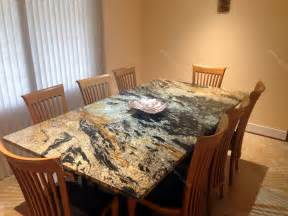 granite top kitchen island table val d desert granite kitchen countertop island
