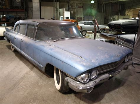 1962 Cadillac Limo by 1962 Cadillac Limo Precision Car Restoration