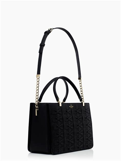 Kate Spade Devaney Black lyst kate spade new york chaplin drive celeste in black