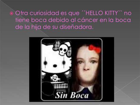 imagenes de hello kitty la verdadera la verdadera historia de hello kitty
