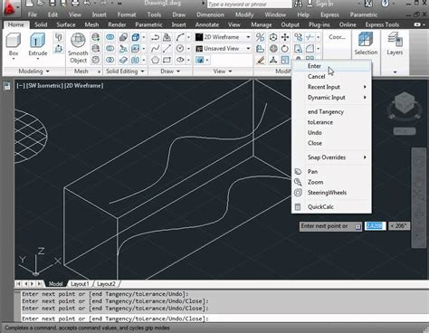 tutorial autocad beginner learn autocad 2012 video tutorial how to create surfaces
