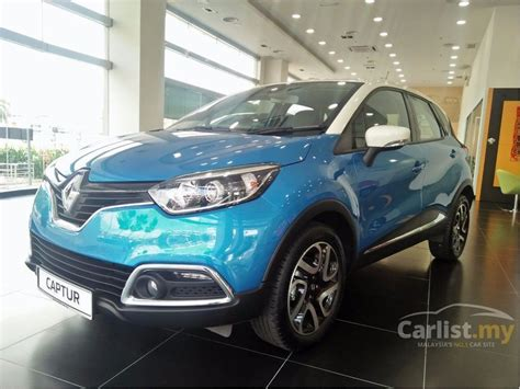 renault suv 2017 renault captur 2017 1 2 in selangor automatic suv blue for