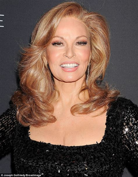 raquel welch age raquel welch defies age in skintight frock at costume
