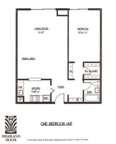 small studio apartment floor plans tacoma lutheran retirement community 1000 images about 1 bedroom apt on pinterest one