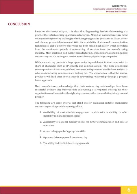outsourcing research paper global outsourcing research paper
