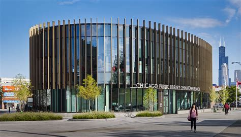 photos design som chicago public library chinatown branch