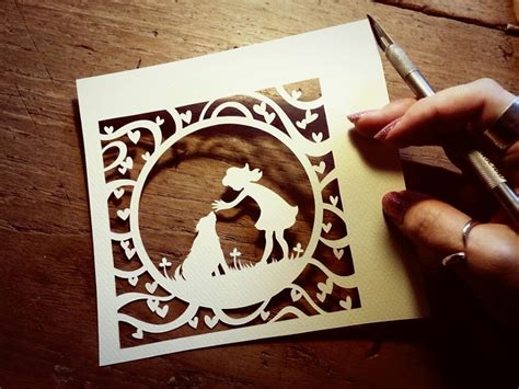 How To Make Paper Cutting - paper cutting design http lomets