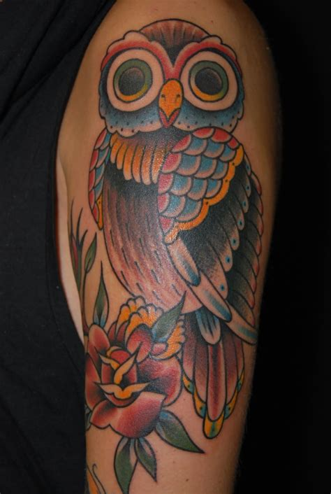 owl tattoos 40 creative owl tattoos for