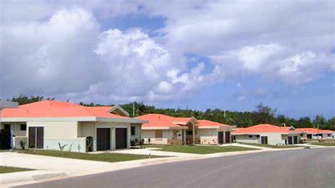 replace housing units   apra naval base