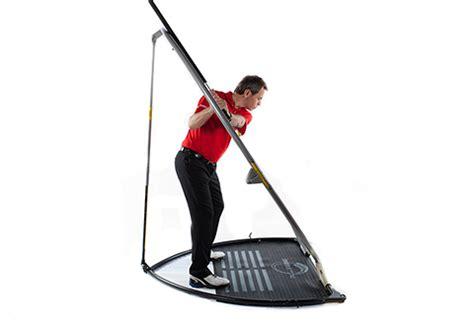 swing machine golf pdf golf training system sharper image
