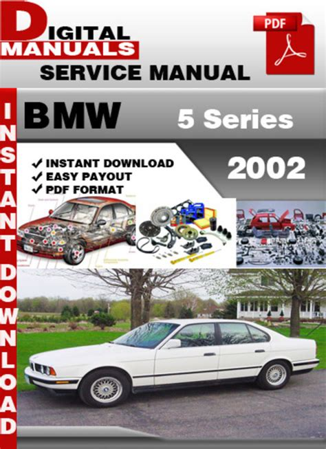 how to download repair manuals 2002 bmw 7 series interior lighting bmw 5 series 2002 factory service repair manual download manuals