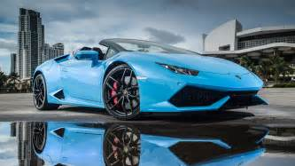Lamborghini Cars Lamborghini Hurac 225 N Spyder 2017 Car Of The Year